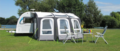 Caravan Awnings Every Type Of Awning