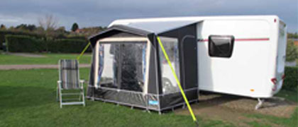 Caravan Awnings | Inflatable awnings - porch awnings, the ...