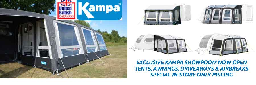 New Awning Deals from United British Caravans