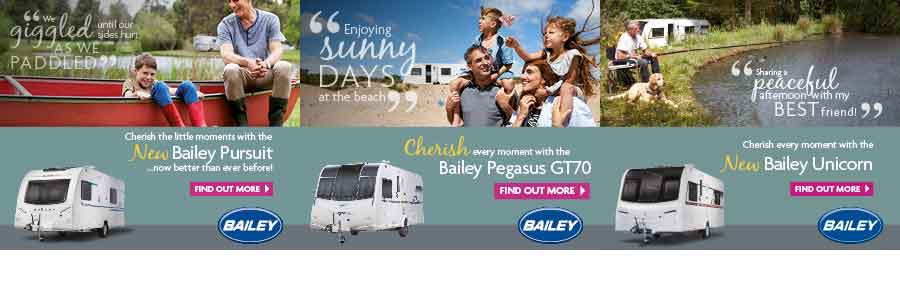 Bailey Unicorn Series 4 from United British Caravans
