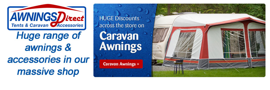 Caravan Awnings from United British Caravans