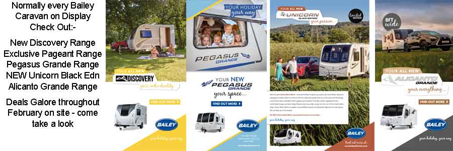 Caravan Deals from United British Caravans
