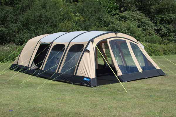 Kampa Studland 8 Classic Air Inflatable Tent From United